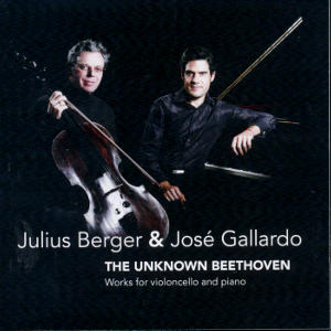 The unknown Beethoven<br />Works for violoncello and piano