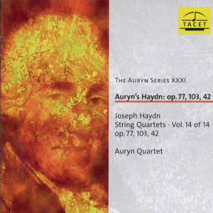 The Auryn Series XXXI<br />Auryn&rsquo;s Haydn: op. 77, 103, 42