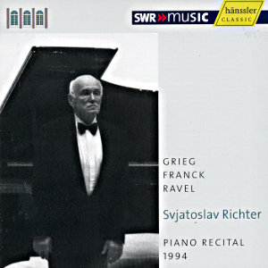 Svjatoslav Richter Piano Recital 1994 / SWRmusic