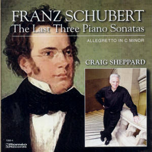Franz Schubert<br />The Last Three Piano Sonatas