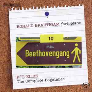 Beethovengang Complete Works for Solo Piano Vol. 10 / BIS