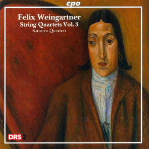 Felix Weingartner<br />String Quartets Vol. 3