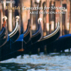 Vivaldi Concerti for Strings / BIS