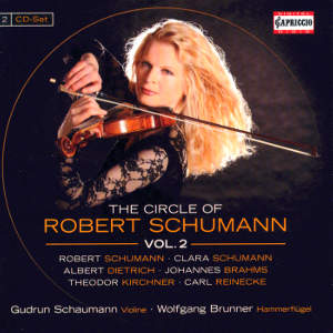 The Circle of Robert Schumann Vol. 2
