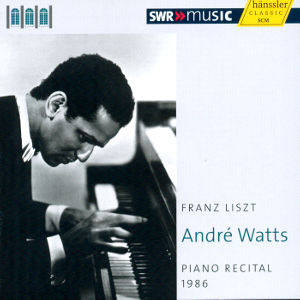 André Watts Piano Recital 1986 / SWRmusic