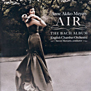 Anne Akiko Meyers Air The Bach Album / Membran