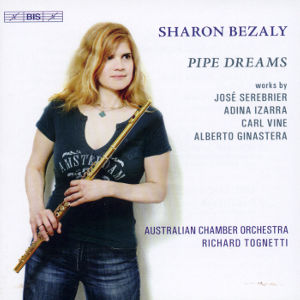 Sharon Bezaly, Pipe Dreams / BIS