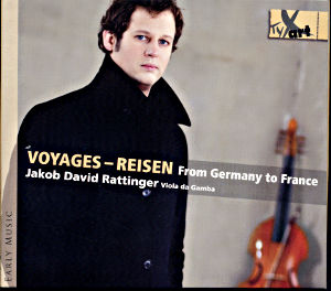 Voyages - Reisen, From Germany to France / TYXart