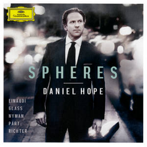 Spheres, Daniel Hope / DG