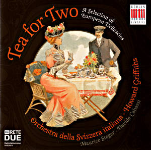 Tea for Two<br />A Selection of European Delicacies