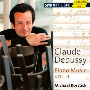 Claude Debussy, Piano Music Vol. 2 / SWRmusic