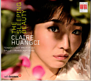 Claire Huangci, The Sleeping Beauty / Berlin Classics