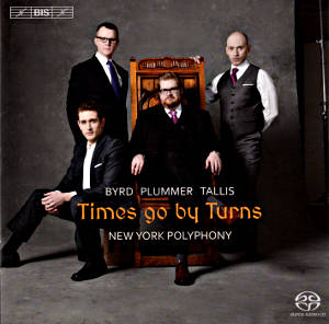 Times go by Turns, Byrd Plummer Tallis / BIS