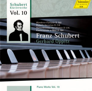 Schubert<br />Klavierwerke Vol. 10