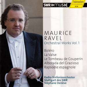 Maurice Ravel<br />Orchestral Works Vol. 1