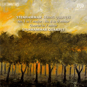5 Stenhammar String Quartets Vol. 2 / BIS
