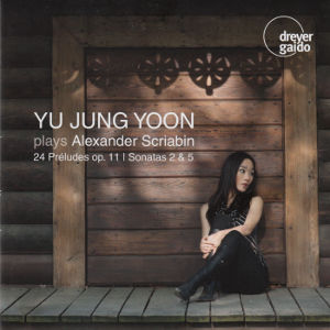 Yu Jung Yoon, plays Alexander Scriabin / Dreyer Gaido