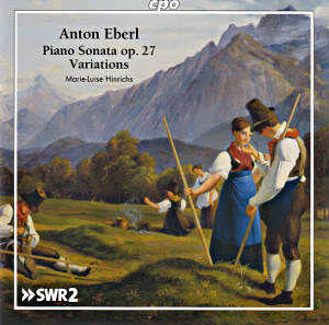 Anton Eberl<br />Piano Works