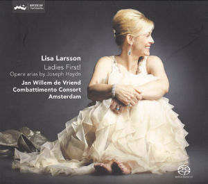 Lisa Larsson Ladies First! Opera Arias by Joseph Haydn / Challenge Classics