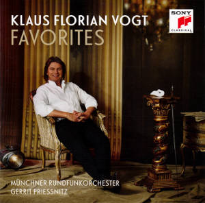 Florian Vogt, Favorites / Sony Classical