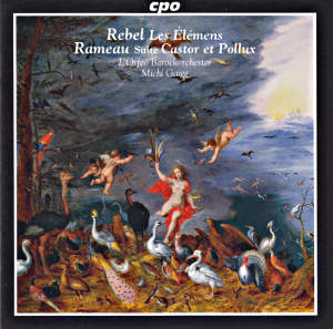 Rebel · Rameau / cpo