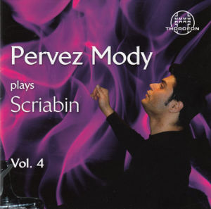 Pervez Mody plays Scriabin Vol. 4