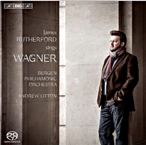James Rutherford sings Wagner / BIS