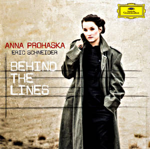 Anna Prohaska<br />Behind the Lines