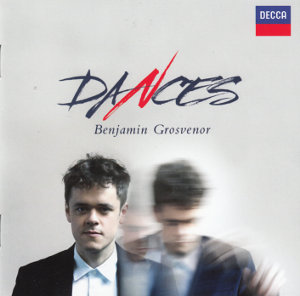 Dances Benjamin Grosvenor / Decca