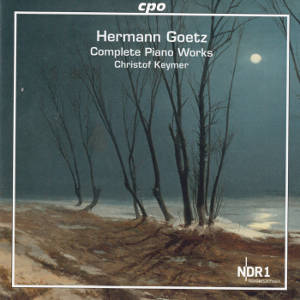 Hermann Goetz, Complete Piano Works / cpo