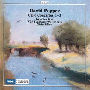 David Popper<br />Cello Concertos 1-3