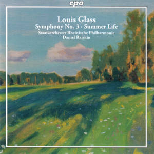 Louis Glass Complete Symphonies Vol. 1 / cpo