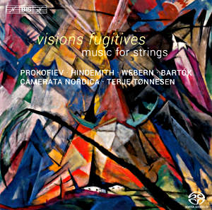 Visions Fugitives, Music for Strings / BIS