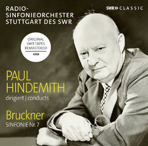 Paul Hindemith conducts Bruckner