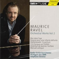 Maurice Ravel, Orchestral Works Vol. 2 / SWRmusic