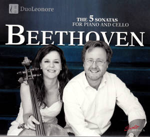 Beethoven, The 5 Sonatas for Piano and Cello / Solo Musica