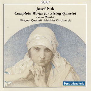 Josef Suk, Complete Works for String Quartet / cpo