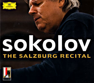 Sokolov The Salzburg Recital / DG