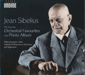 Jean Sibelius The Essential Orchestral Favourites / Ondine