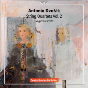 Antonin Dvořák, String Quartets Vol. 2 / cpo
