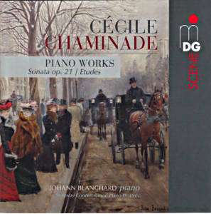 Cécile Chaminade Piano Works / MDG