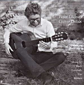 Peter Oldrup, Guitar Debut / Gateway music