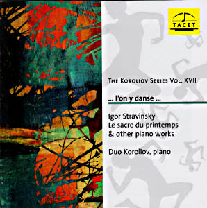 The Koroliov Series Vol. XVII<br />... l'on y danse ...