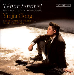 Ténor Tenore!, French and Italian Opera Arias / BIS