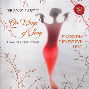 On Wings of Song, Franz Liszt • Piano Transcriptions / RCA