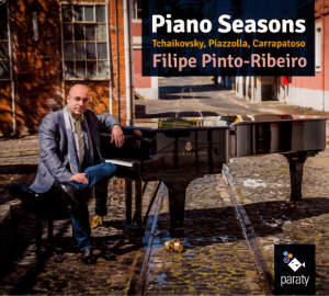 Filipe Pinto-Ribeiro - Piano Seasons