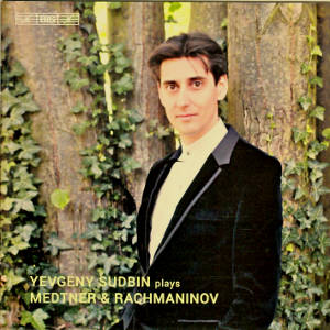 Yevgeny Sudbin plays
