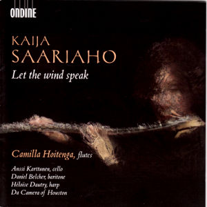 Kaija Saariaho, Let the wind speak / Ondine