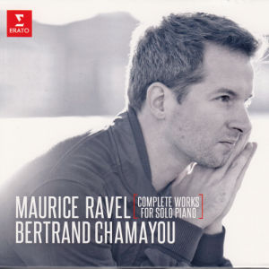 Maurice Ravel, Complete works for solo piano / Erato