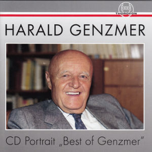 "Harald Genzmer, CD Portrait ""Best of Genzmer"" / Thorofon"